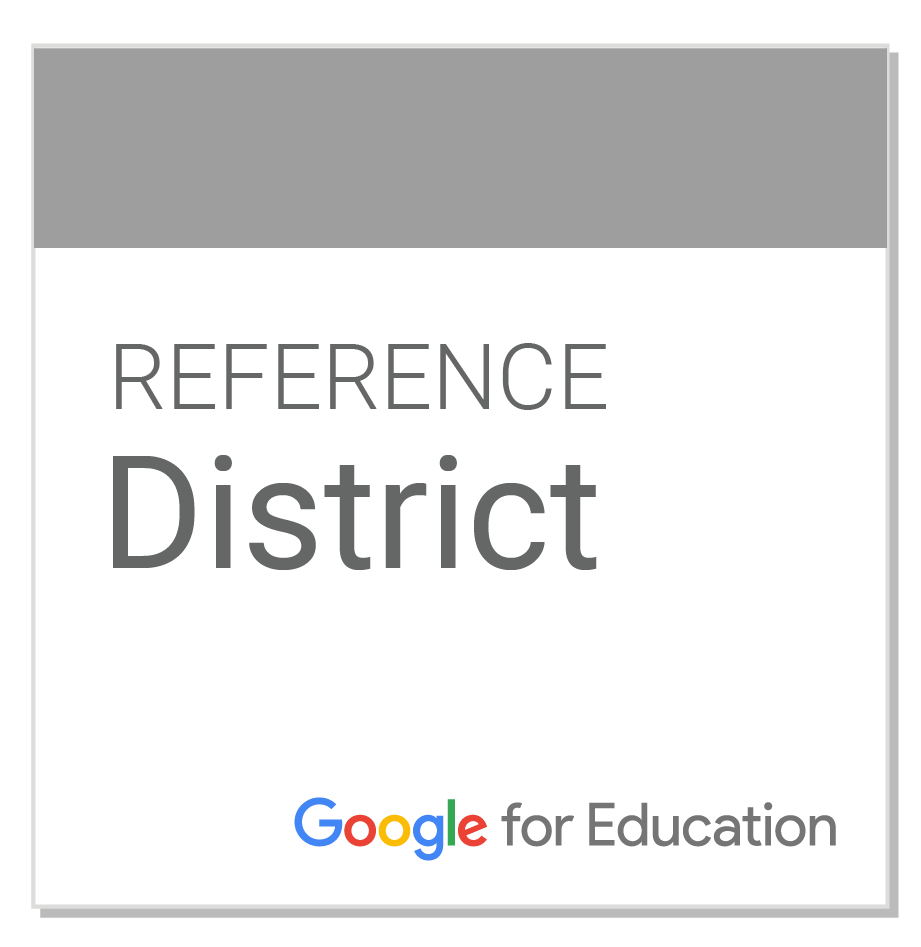 SWSD is a Google Reference School District