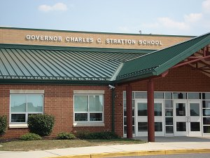 The Governor Charles C. Stratton School
